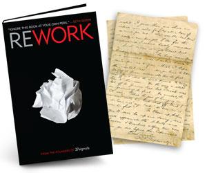 REWORK letters